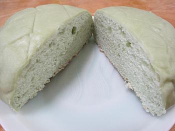 こだわりメロンパン、わったところ