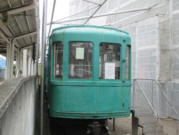 世田谷線かつての車両