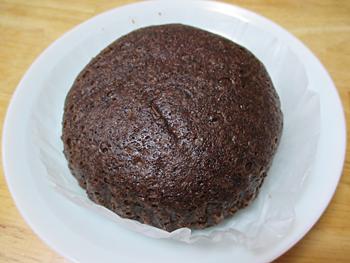 ジャンボむしケーキ冬のチョコ