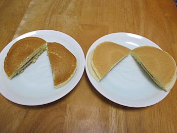 『もちふわパンケーキ』