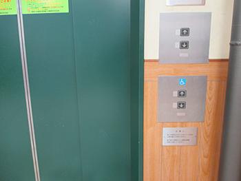 エレベーターの障がい者対応機能