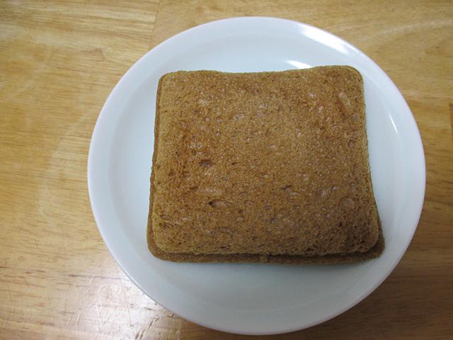 黒糖スナックサンド小倉&マーガリン