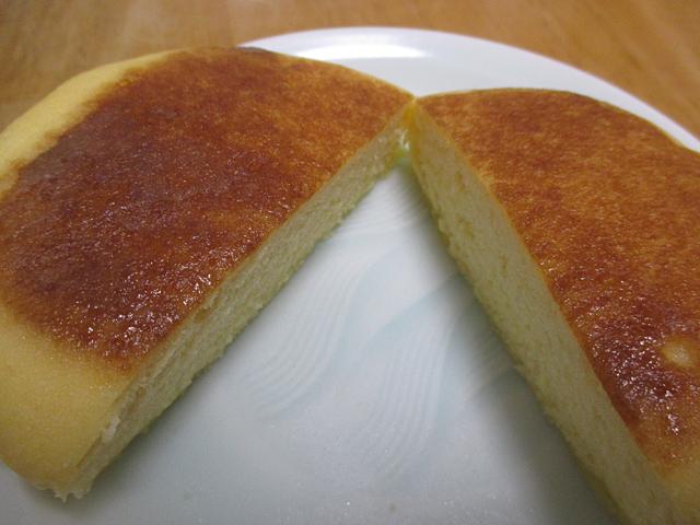 クレームブリュレケーキ