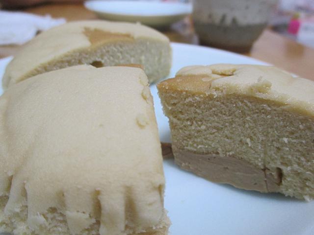 北海道生キャラメル蒸しパン