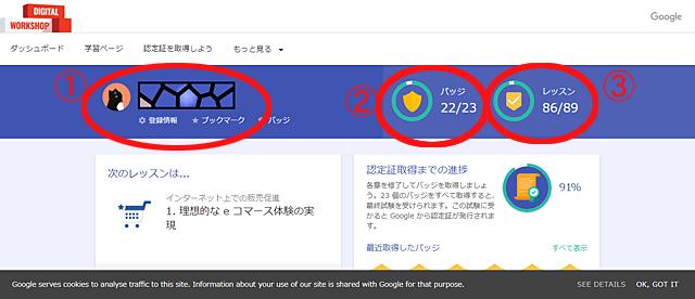 Googleデジタルワークショップにチャレンジ