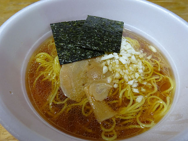 日清麺ニッポン八王子ラーメン