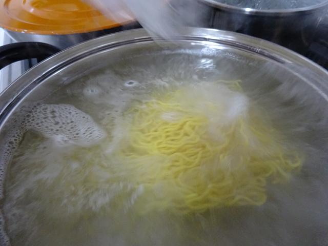 北の味わいガラ炊き醤油ラーメン