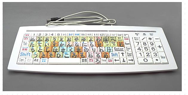 らくらくキーボード