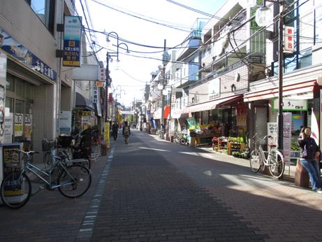 鵜の木商店街