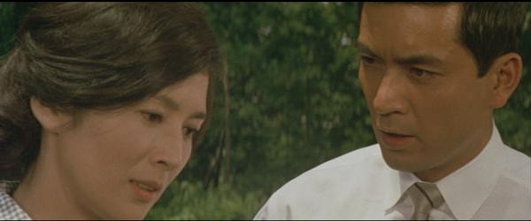 司葉子と加山雄三の膨よかな姿を拝見して消せない過去に悩む男女の葛藤を描いた成瀬巳喜男監督『乱れ雲』を思い出した