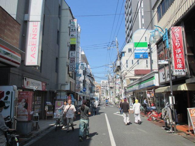 新丸子商店街
