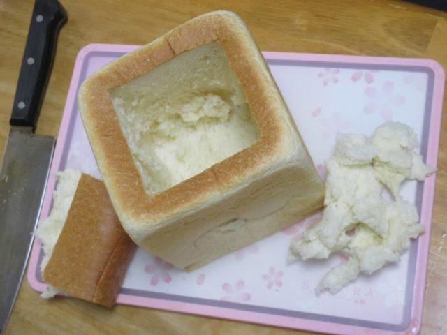 グラパン用食パン