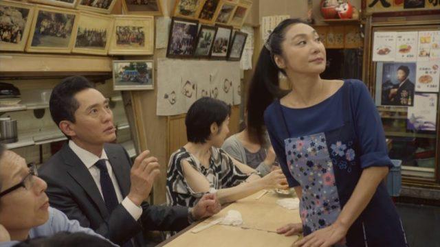 井之頭五郎さんと浅野温子