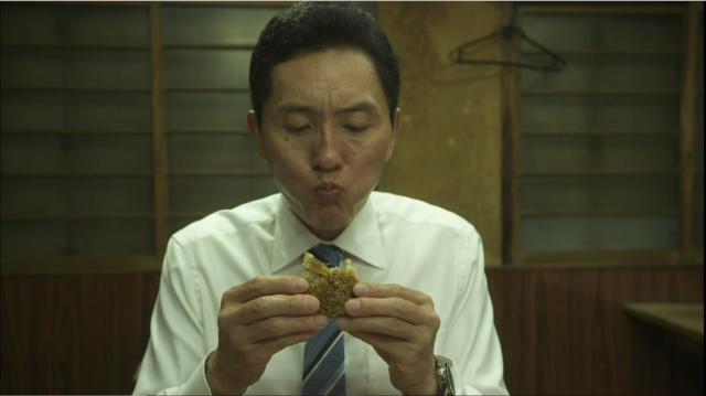 井之頭五郎(松重豊)さんはひとくち食べて