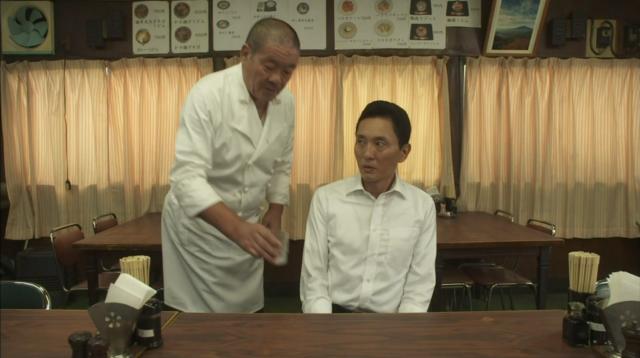 井之頭五郎さん(松重豊)を迎えた店主役は藤原喜明