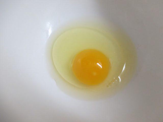 卵をときます