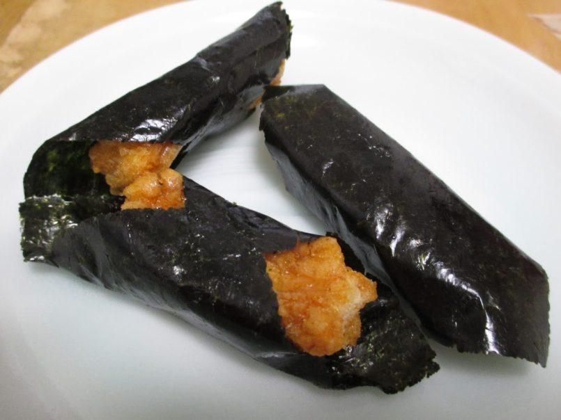 大師巻(堂本製菓)が大変な人気商品になっていますが川崎大師(平間寺)の地元でさくさく食感とのりのパリパリ感が好評