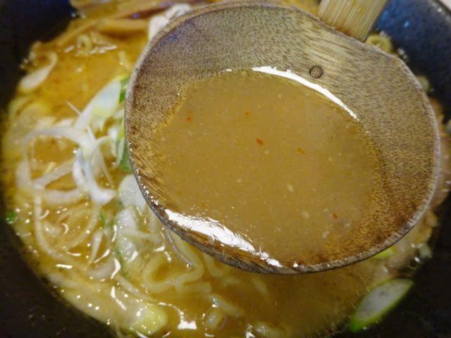 こってりコクのあるスープ