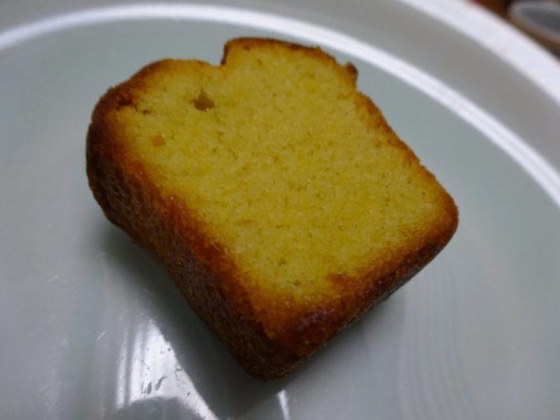 ブルボンひとくちパウンドケーキバナナはバナナピューレを練り込んだふんわりやさしい甘さのひとくちサイズパウンドケーキ
