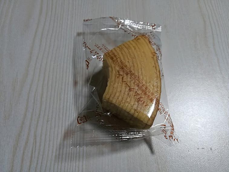個包装のバウムクーヘン