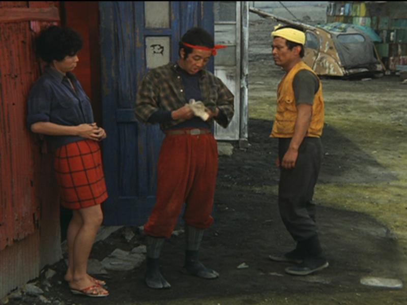 『どですかでん』(1970年、東宝)といえば黒澤明監督の初めてのカラー作品、訃報でもちきりの田中邦衛さんの代表作のひとつ
