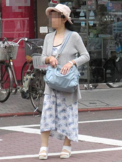 アラフィフファッション